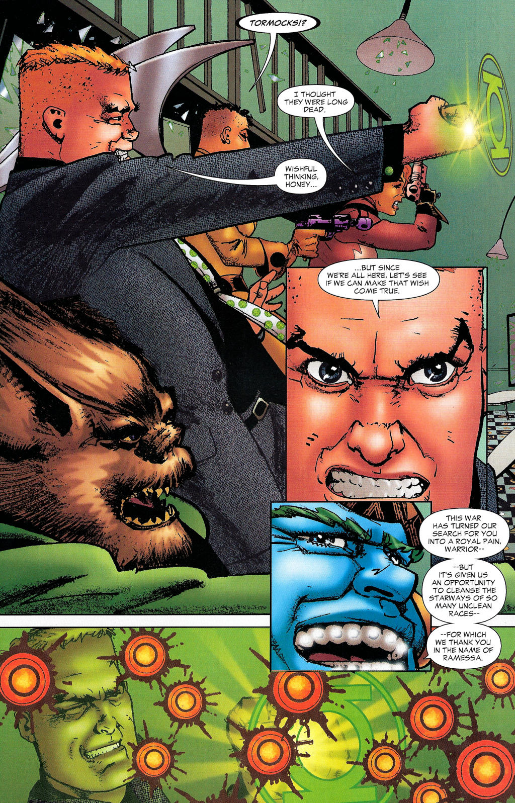 Read online Guy Gardner: Collateral Damage comic -  Issue #1 - 40