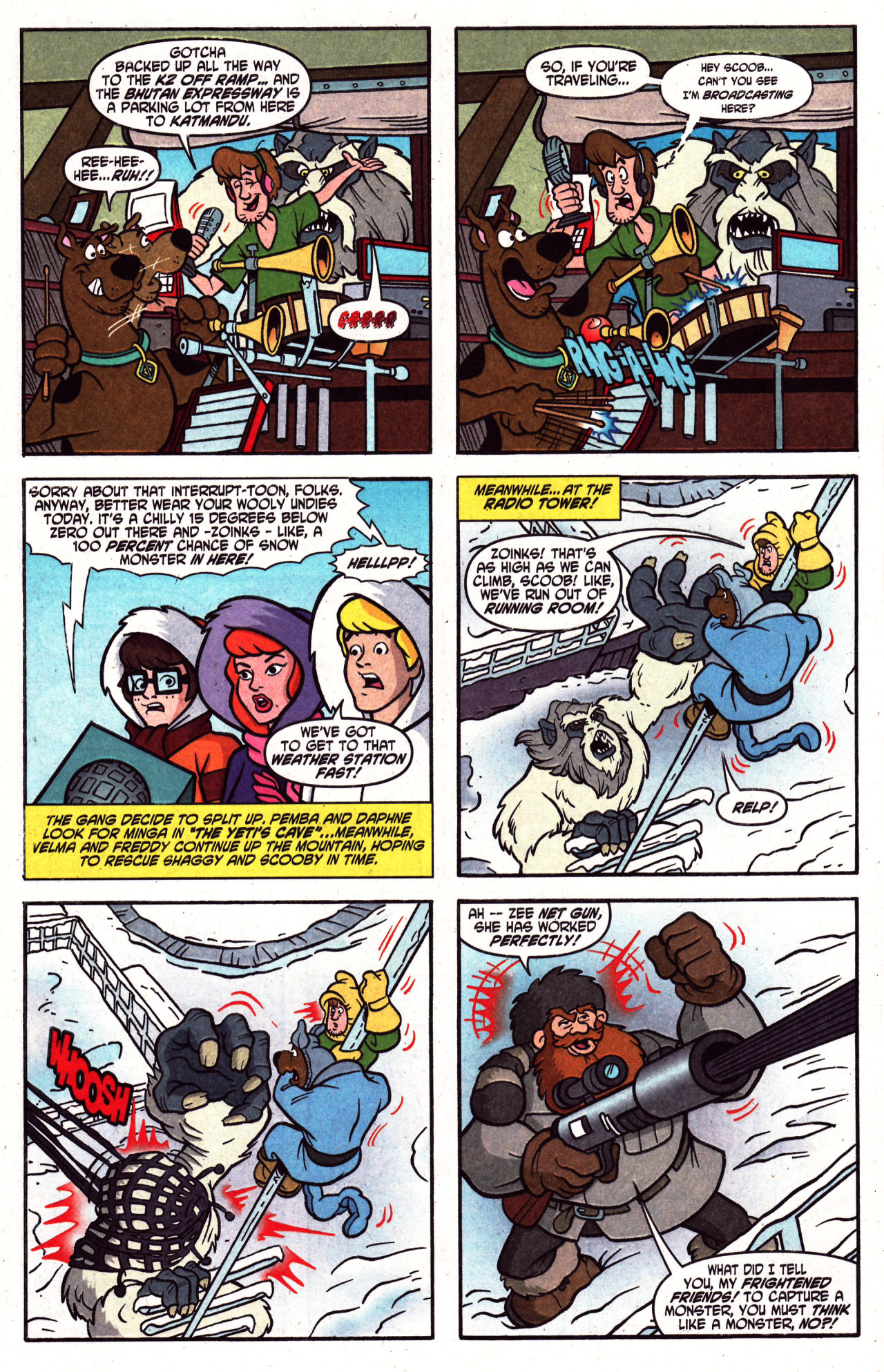 Read online Scooby-Doo (1997) comic -  Issue #124 - 12
