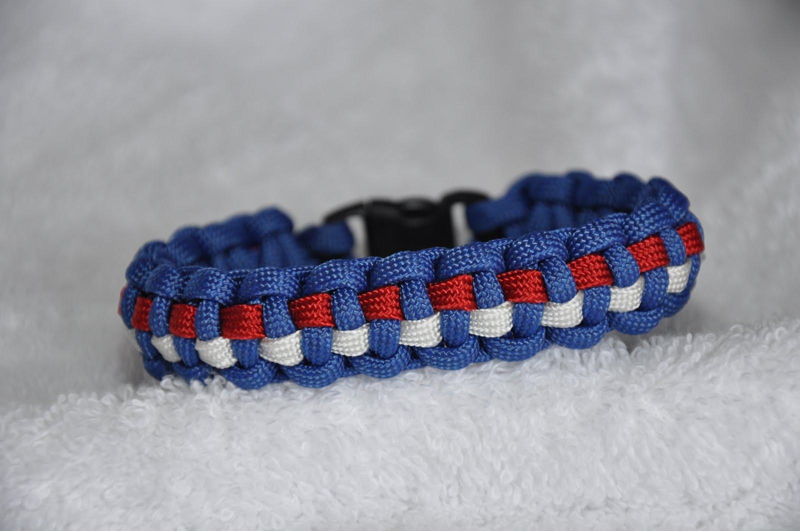 Paracord Designs Survival Bracelets Color Ideas