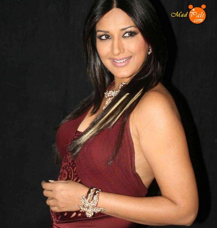 Škandali Bollywood igralka Sonali Bendre New Hot Slika-1785