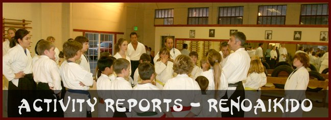Activity Reports - RenoAikido