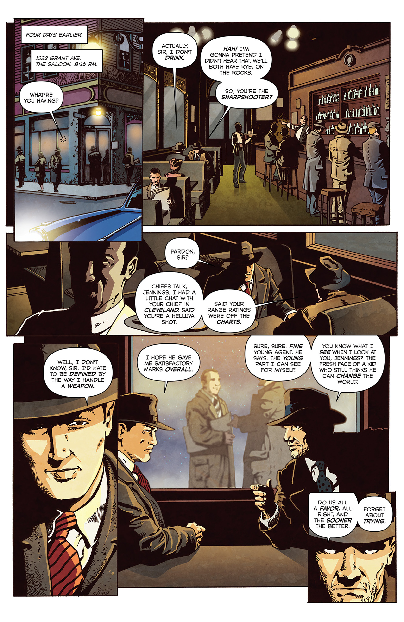 Read online Seduction of the Innocent (2015) comic -  Issue #1 - 5