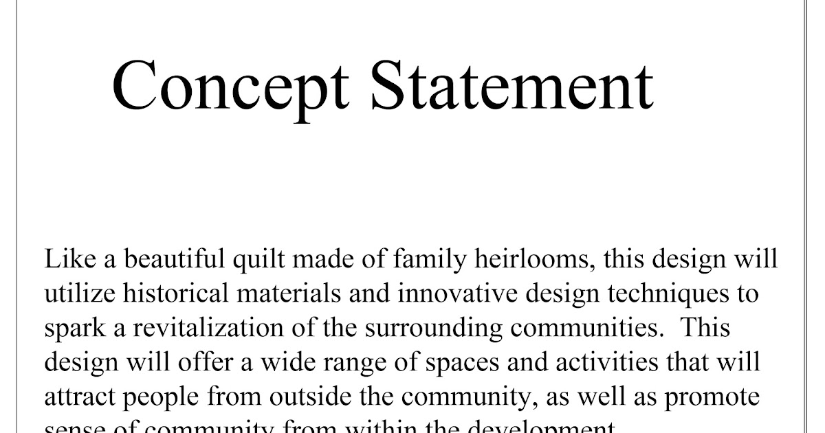 The Artist's Blog: Infill Housing Development Concept