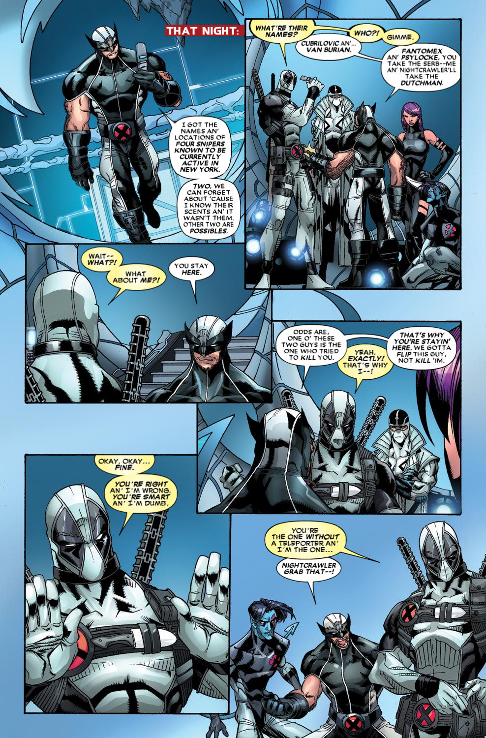 Read online Deadpool (2008) comic -  Issue #50 - 24