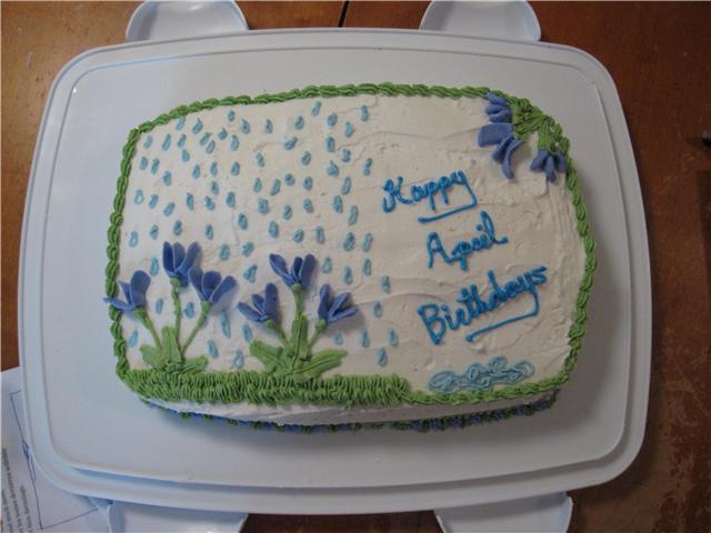 Cake Boss Ice Age Cake