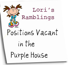 Positions Vacant in the Purple House