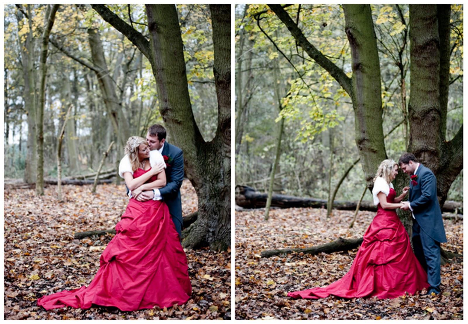Real Weddings Winter: Real Winter Wedding: Gill & Ed