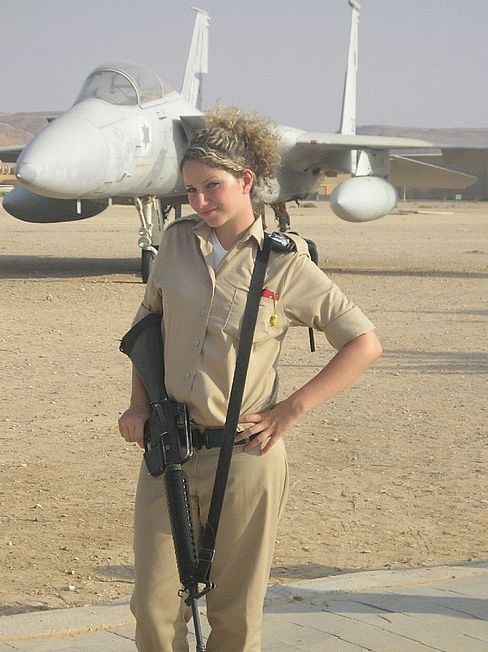 161st IDF Air Corps Flight School Graduates 3 IDF Women ...