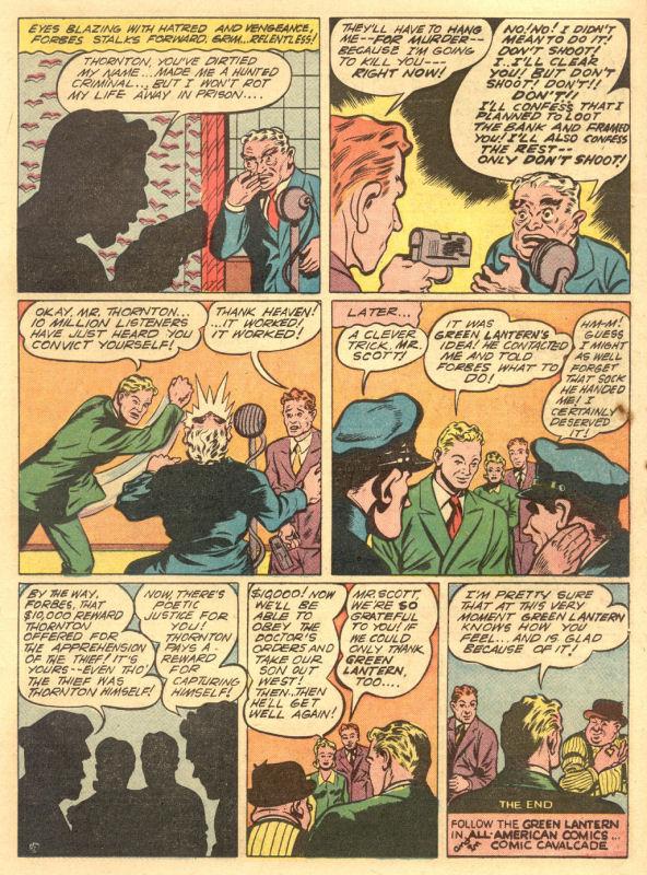Green Lantern (1941) issue 8 - Page 29