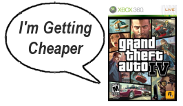 GTA IV Price Drop