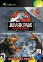 Jurassic Park Operation Genesis Xbox Cover Art
