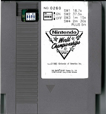 Nintendo World Championships Gray