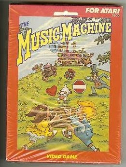 Music Machine Atari 2600