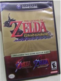 Zelda Wind Waker & Ocarina Master Quest Combo Prices
