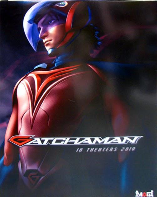 gatchaman 2010