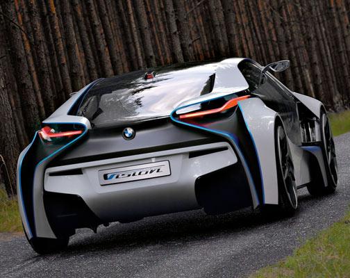 BRAND NEW SPORT CAR CUSTOM: BMW Sports Car Concept Revealed