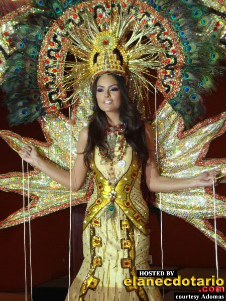 mexico national costume for miss universe 2010 photos of jimena