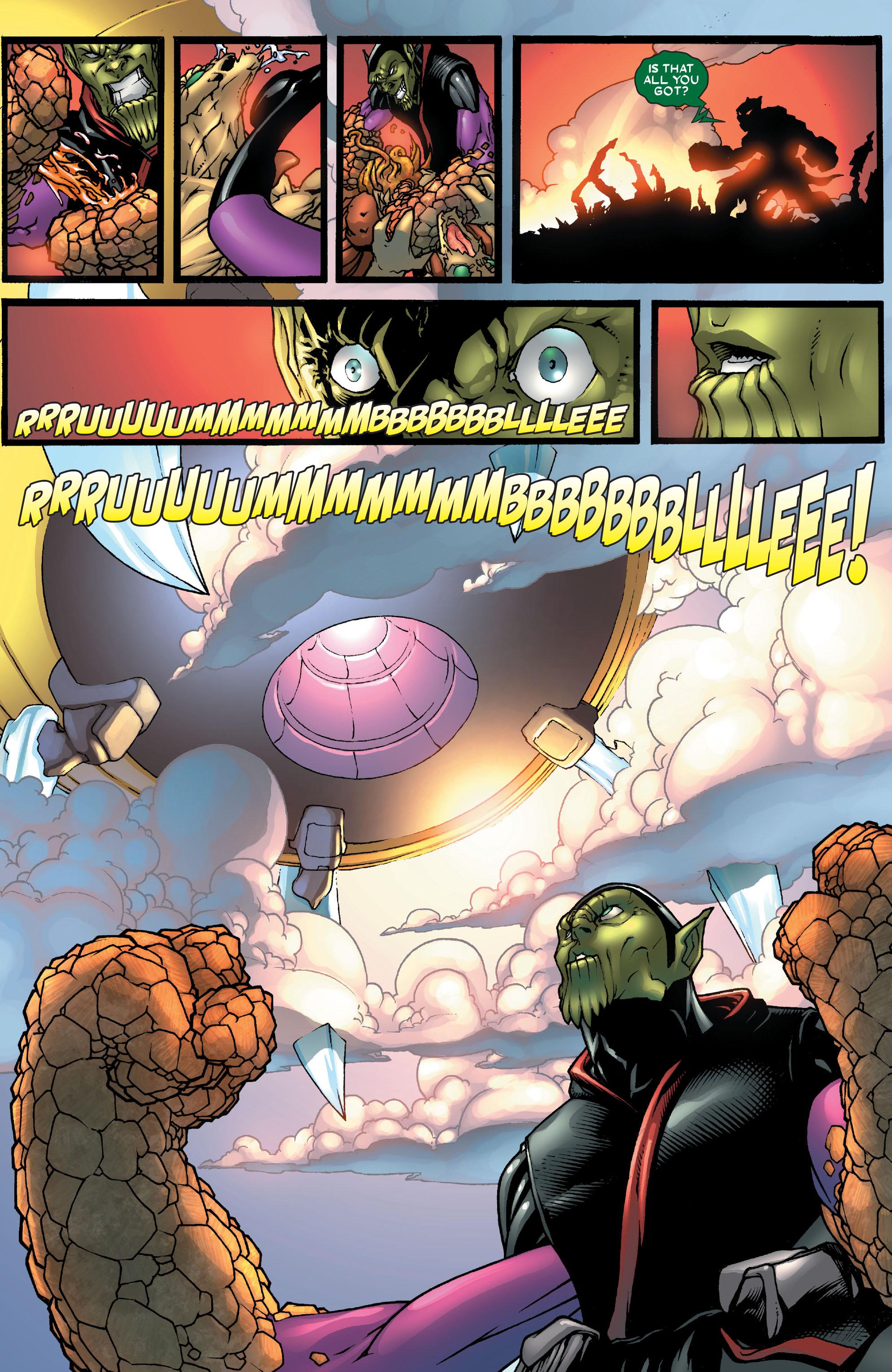 Read online Annihilation: Super-Skrull comic -  Issue #1 - 10