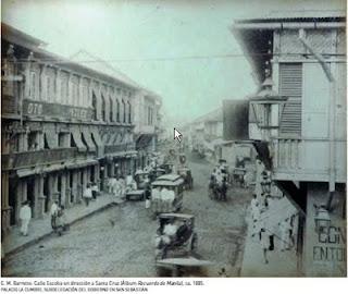economy of the philippines in spanish era