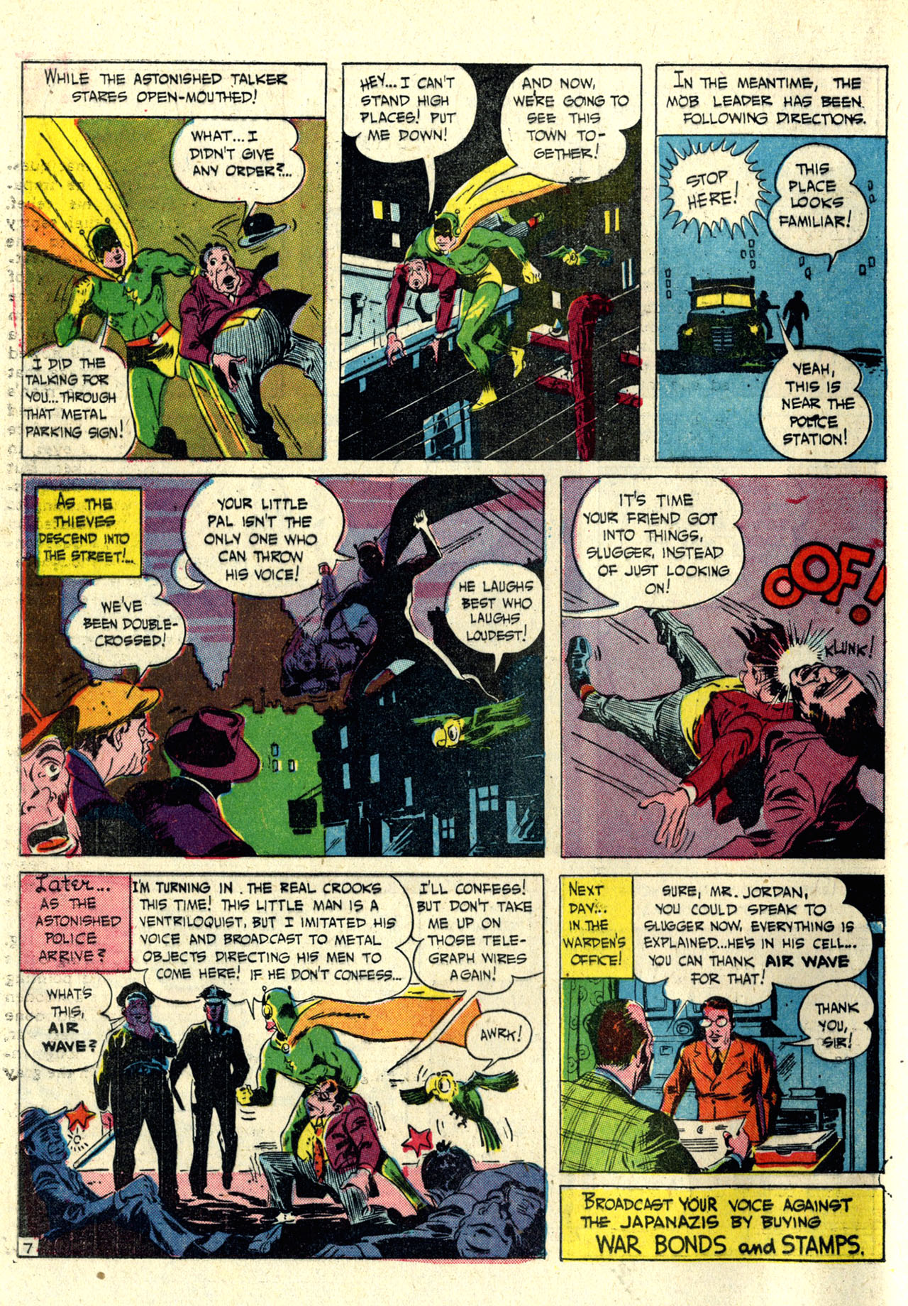 Read online Detective Comics (1937) comic -  Issue #76 - 48