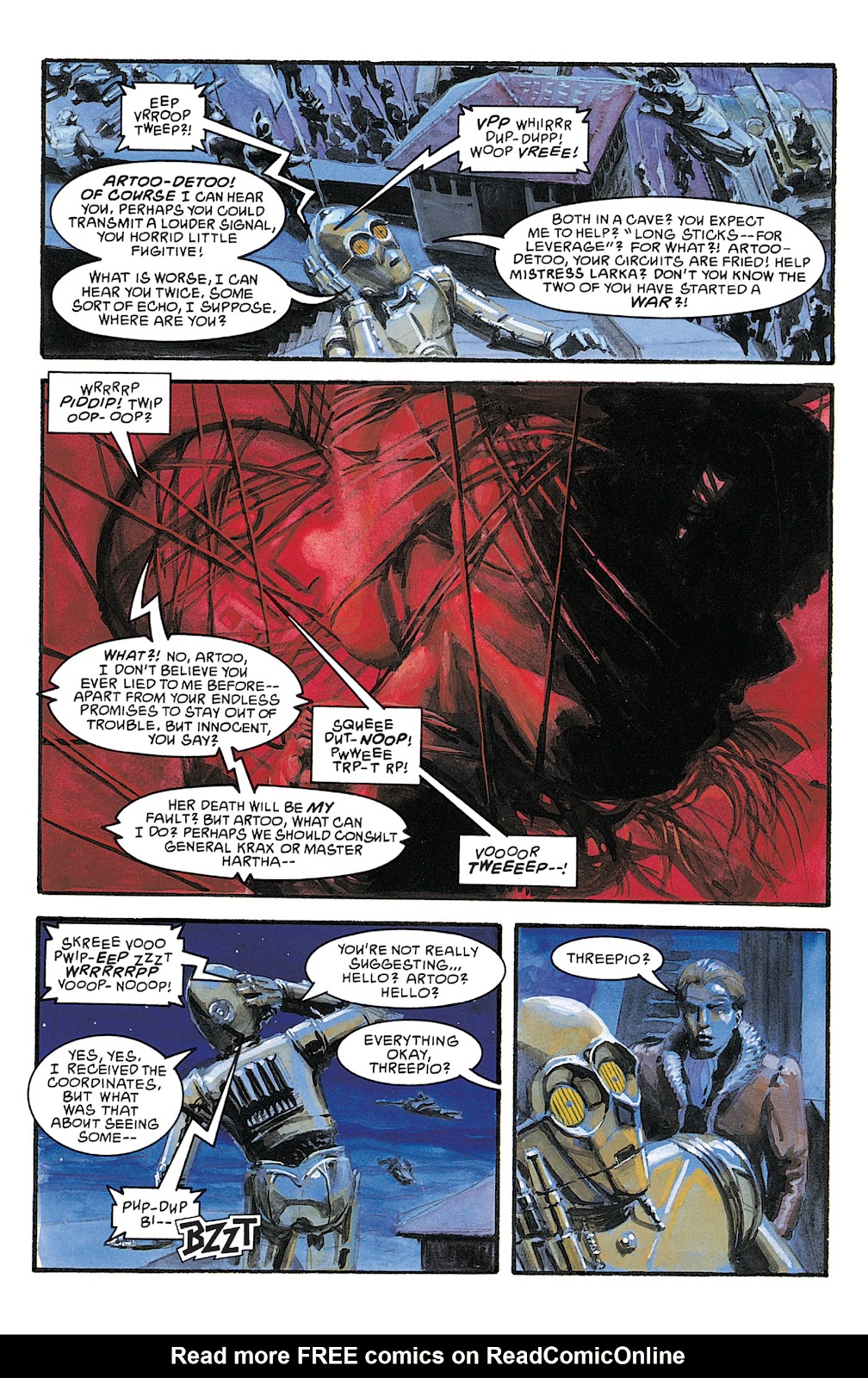Read online Star Wars Legends Epic Collection: The Empire comic -  Issue # TPB 5 (Part 5) - 17
