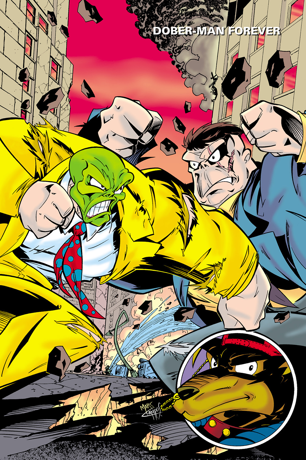 Read online Adventures Of The Mask Omnibus comic -  Issue #Adventures Of The Mask Omnibus Full - 278
