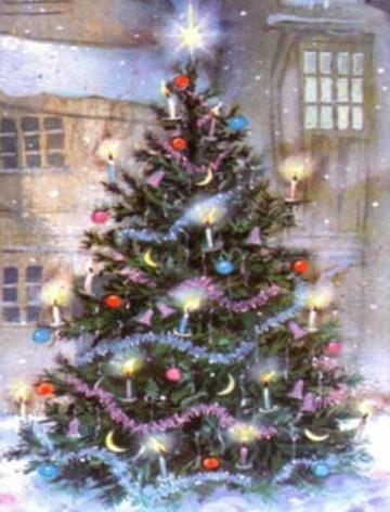 Albero Di Natale 8 Dicembre.Il Mondo Di Merybimbadark 8 Dicembre L Immacolata