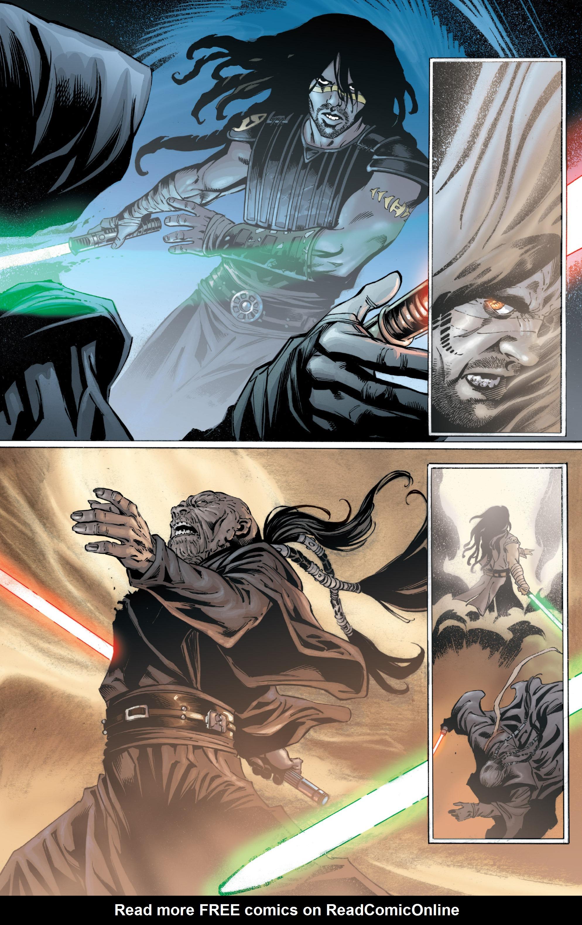 Read online Star Wars Omnibus comic -  Issue # Vol. 26 - 340