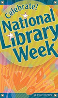 librry week logo