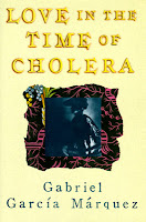 love in the time of cholera book image