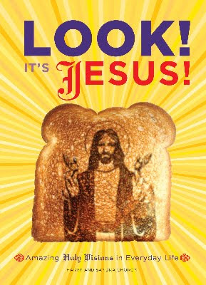 Look! It's Jesus book cover