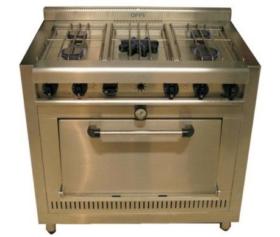 Cocinas industriales familiares Cocinas industriales para el hogar y de uso comercial FOTOS