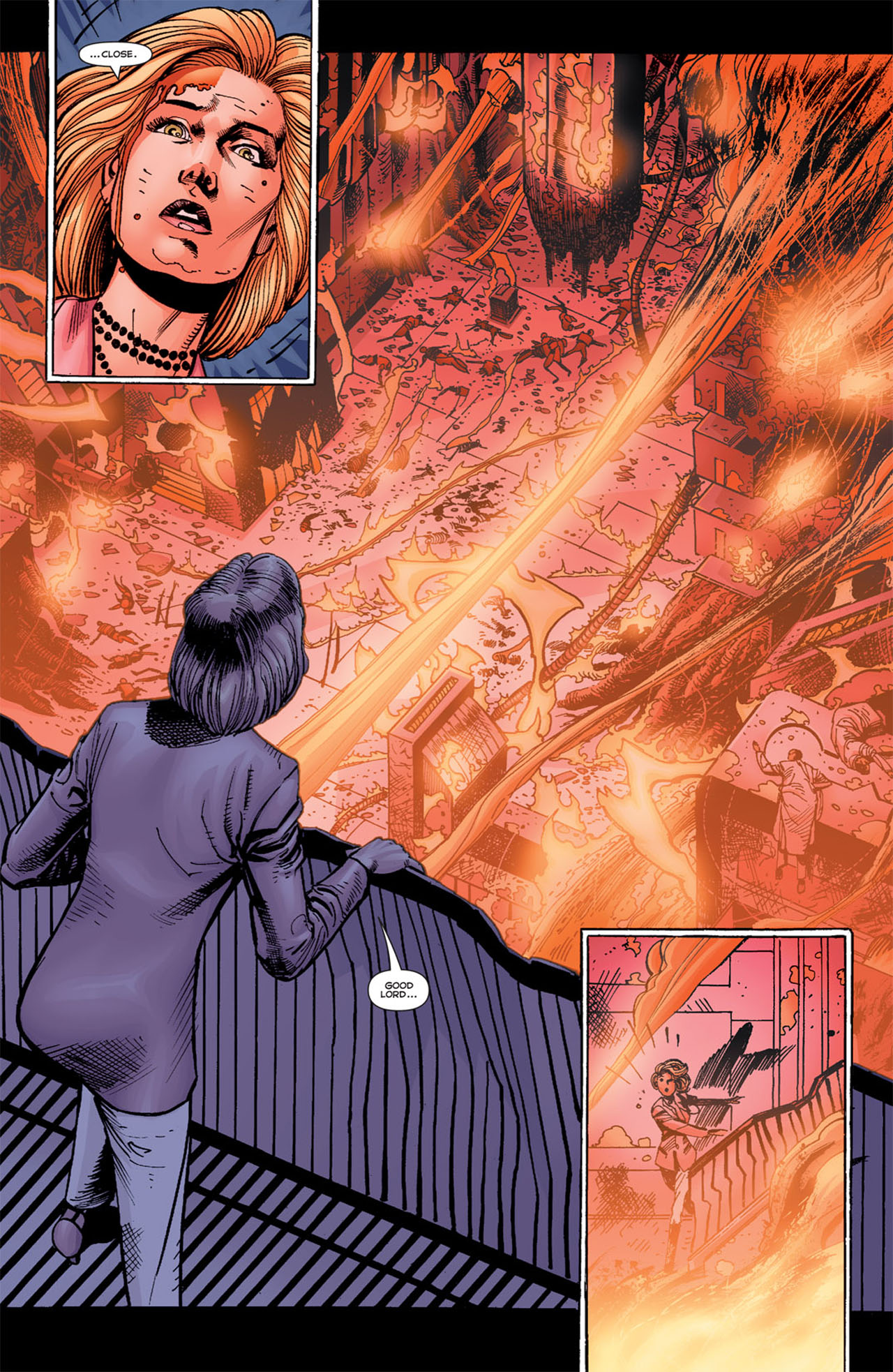 Read online 52 Aftermath: The Four Horsemen comic -  Issue #5 - 21