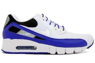 Caol Uno (宇野薰) x Nike 10AC Air Max 90 Current