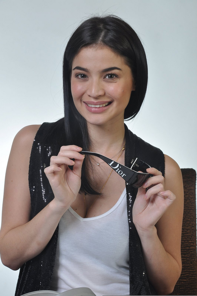 Most Beautiful Anne Curtis  Sexy Filipina Young Actress-9874