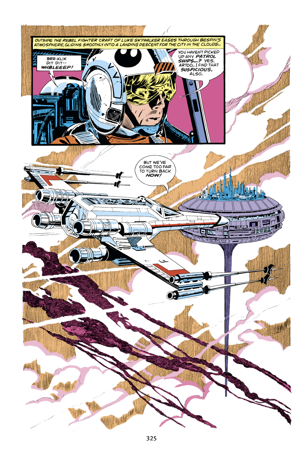 Read online Star Wars Omnibus comic -  Issue # Vol. 14 - 323