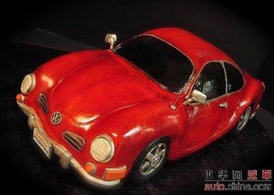 Pasteles de Autos y Carros