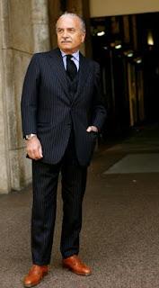 Cognac Dress Shoes Olive Suit
