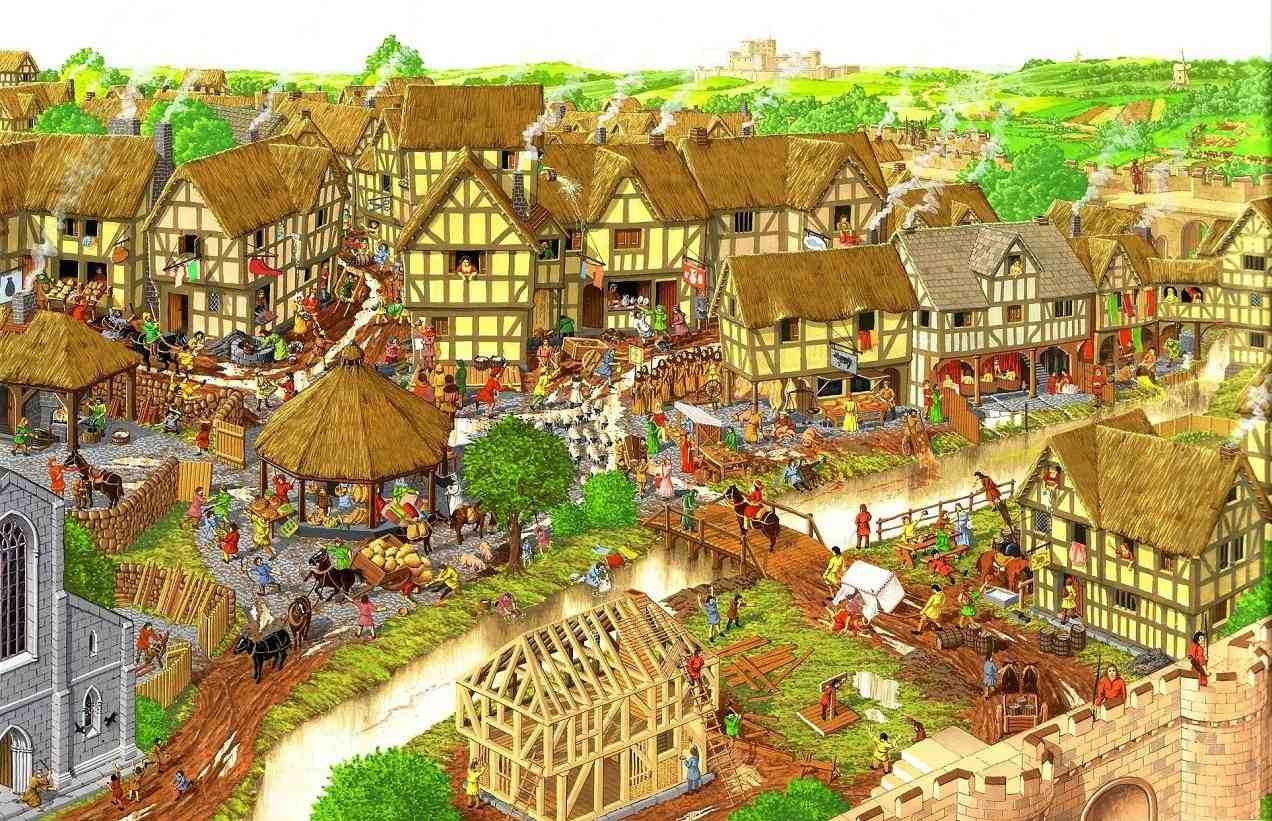 the middle ages - photo #41