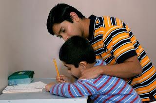 ensinando dever