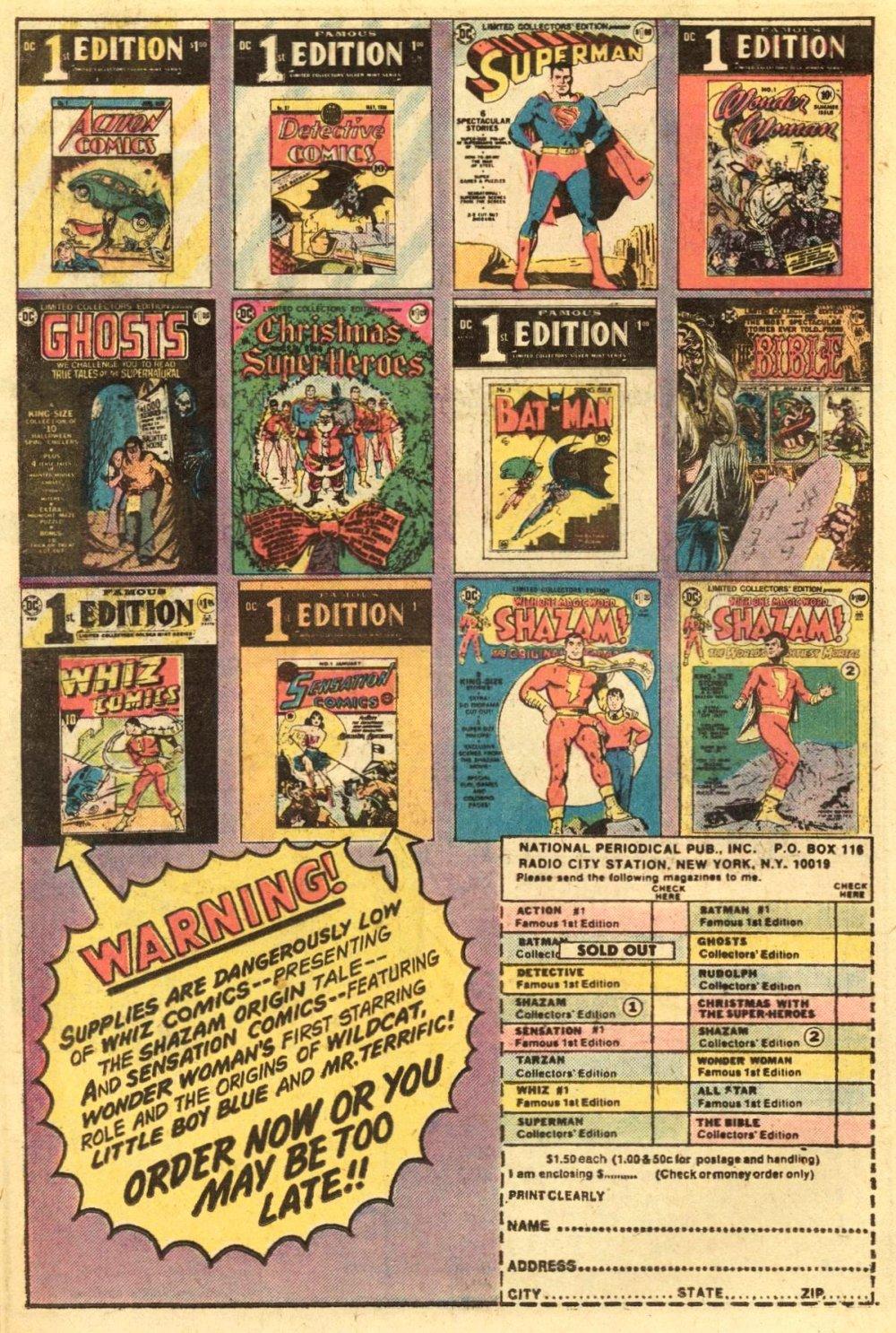 Read online Plop! comic -  Issue #16 - 24