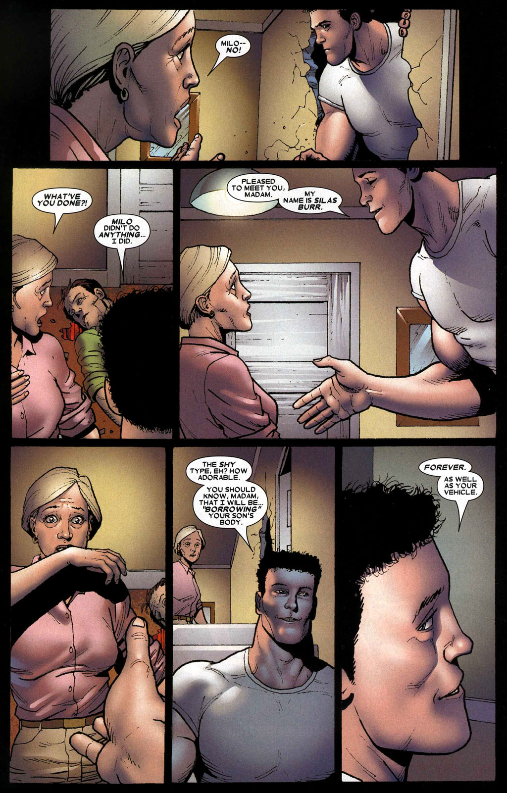 Read online Wolverine: Origins comic -  Issue #12 - 5