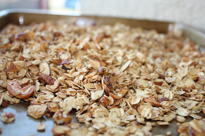 Ellie Krieger's Nutty Granola