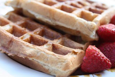 Sunday Morning Waffles