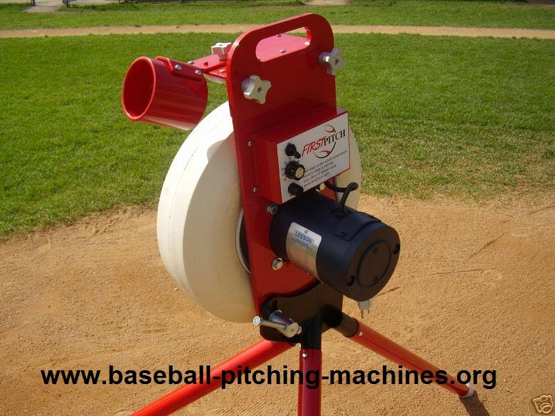 Firstpitch Pitching Machines The Best For Less Pitching