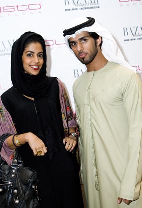 Women Dresing In Khaleeji Style