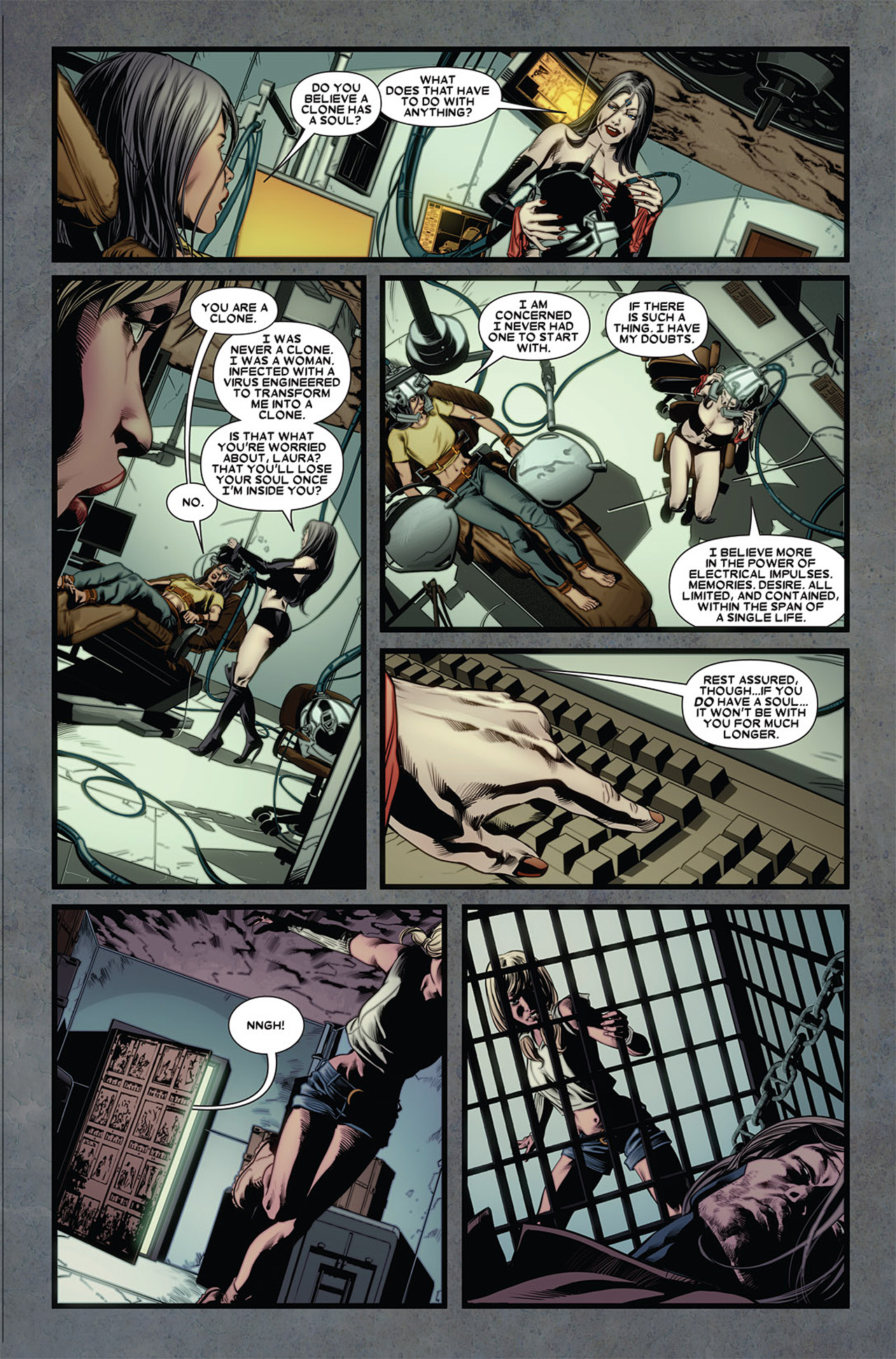 Read online X-23 (2010) comic -  Issue #6 - 13