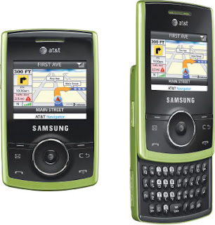Fat Samsung Propel Unveiled for AT&T Network