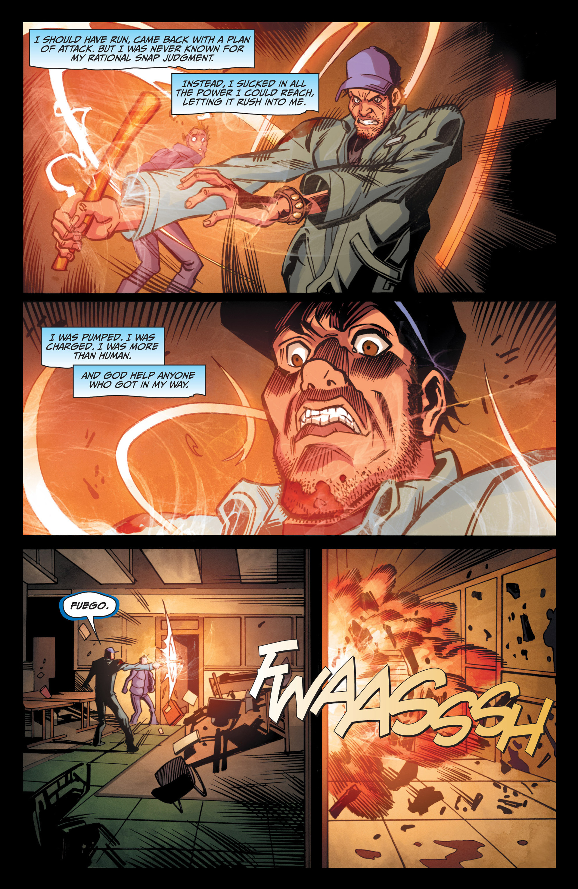 Read online Jim Butcher's The Dresden Files: Fool Moon comic -  Issue #5 - 21