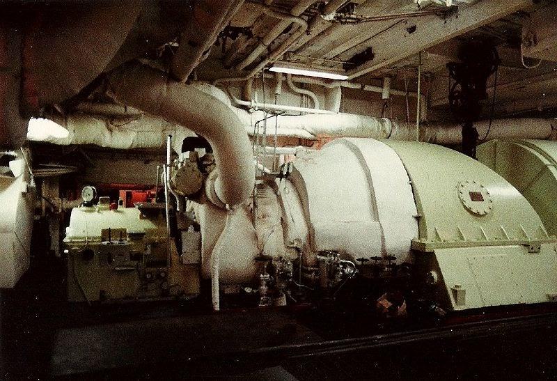 Eaglespeak Sunday Ship History Ship Propulsion Steam